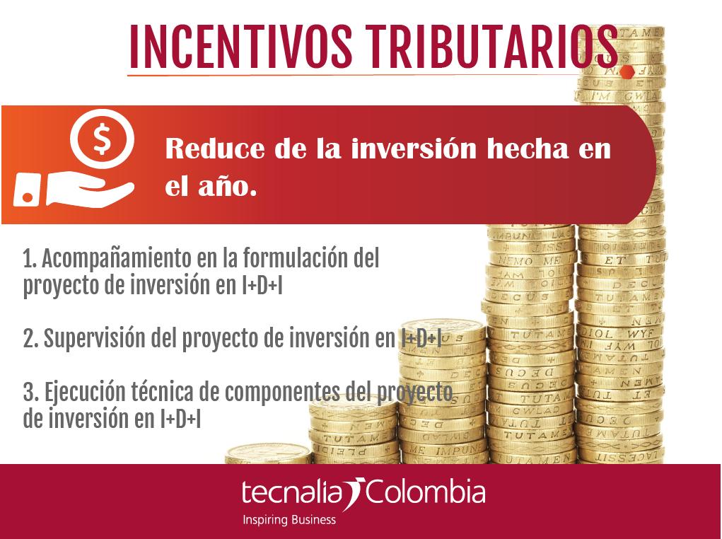 incentivos tributarios