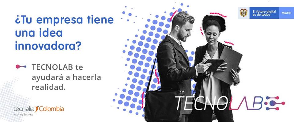 TECNOLAB, un laboratorio virtual enfocado a las empresas que quieran desarrollar sus ideas innovadoras