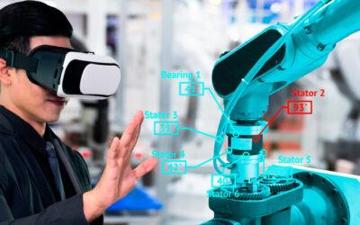 Tecnologías inmersivas aplicadas al entorno laboral