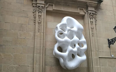 La evolución del arte a través de la innovación en los materiales: los composites